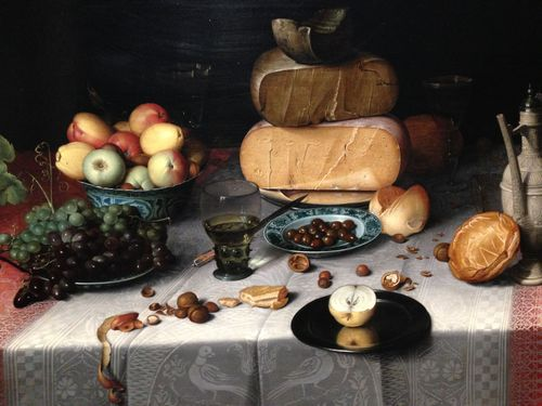 Nature morte van  Dijck